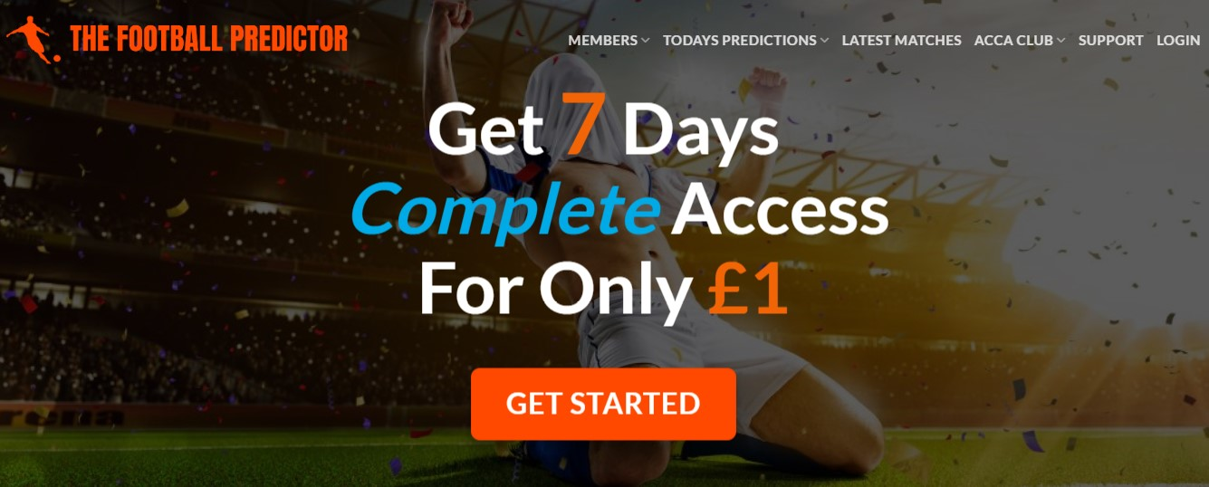 The Football Predictor Reviews - Is It Totally Scam?